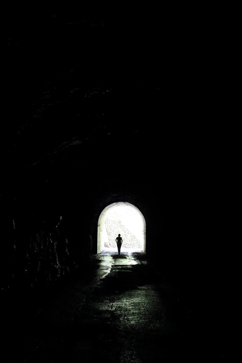 檜原村  神戸(かのと)隧道にて_b0061717_23111297.jpg
