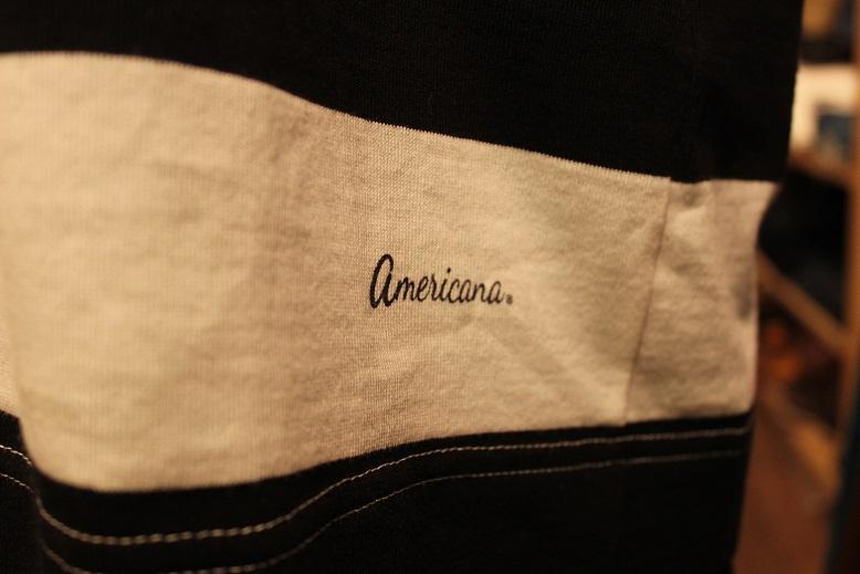 Americana (アメリカーナ) 新作アイテムご紹介_f0191324_9291182.jpg