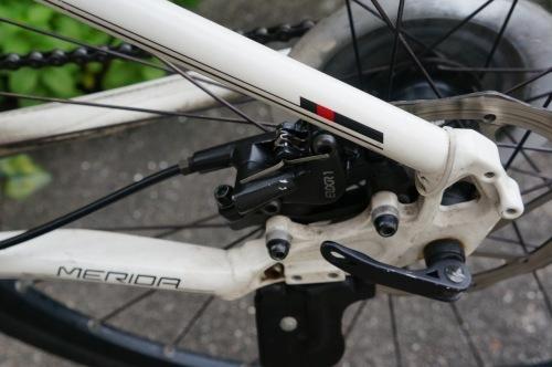 改めて Merida CROSSWAY BREEZE TFS 100Rというエントリクロスバイクについて 2019年版用に追記_b0060239_19341944.jpg