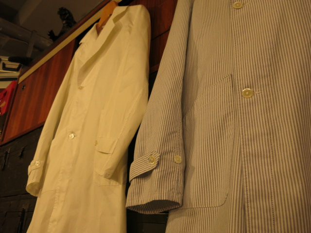 """SOURCE-TAP × TheThreeRobbers MEDICAL COAT\""ってこんなこと。_c0140560_10455141.jpg"