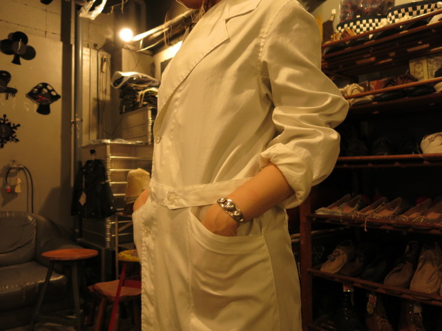 """SOURCE-TAP × TheThreeRobbers MEDICAL COAT\""ってこんなこと。_c0140560_10463087.jpg"