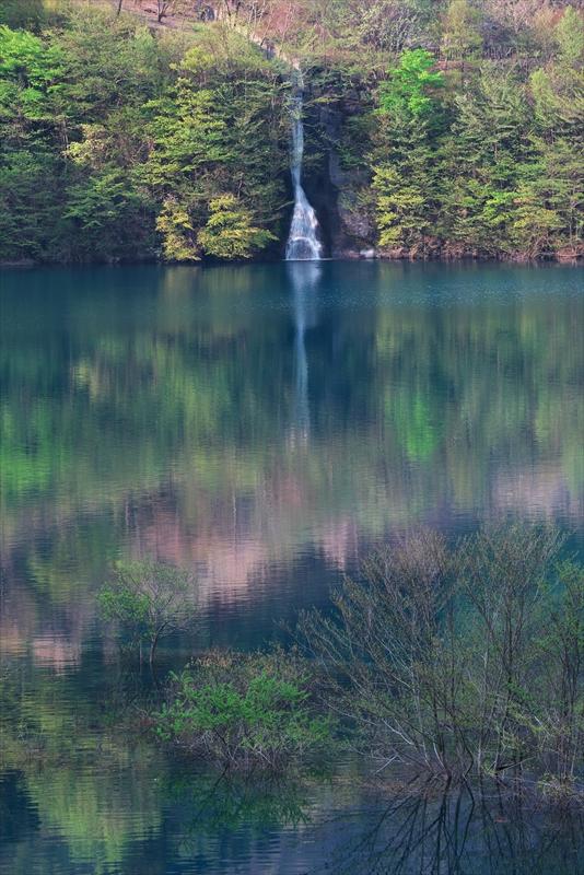 奥四万湖 3_f0018464_191435.jpg