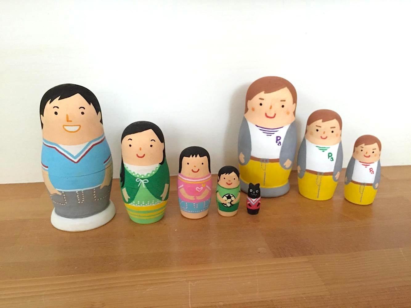 【5/13】curious craft café「ファミリョーシカ/ウェディングリョーシカ」_a0121669_00192828.jpg