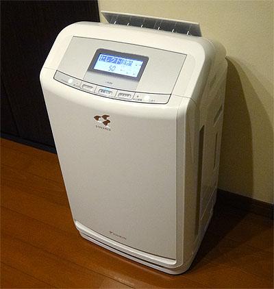 アコギの湿度管理3 「クリアフォースZで完璧!」_c0137404_20545115.jpg