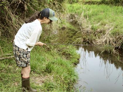 新緑、川釣り散歩。_d0174704_21172398.jpg