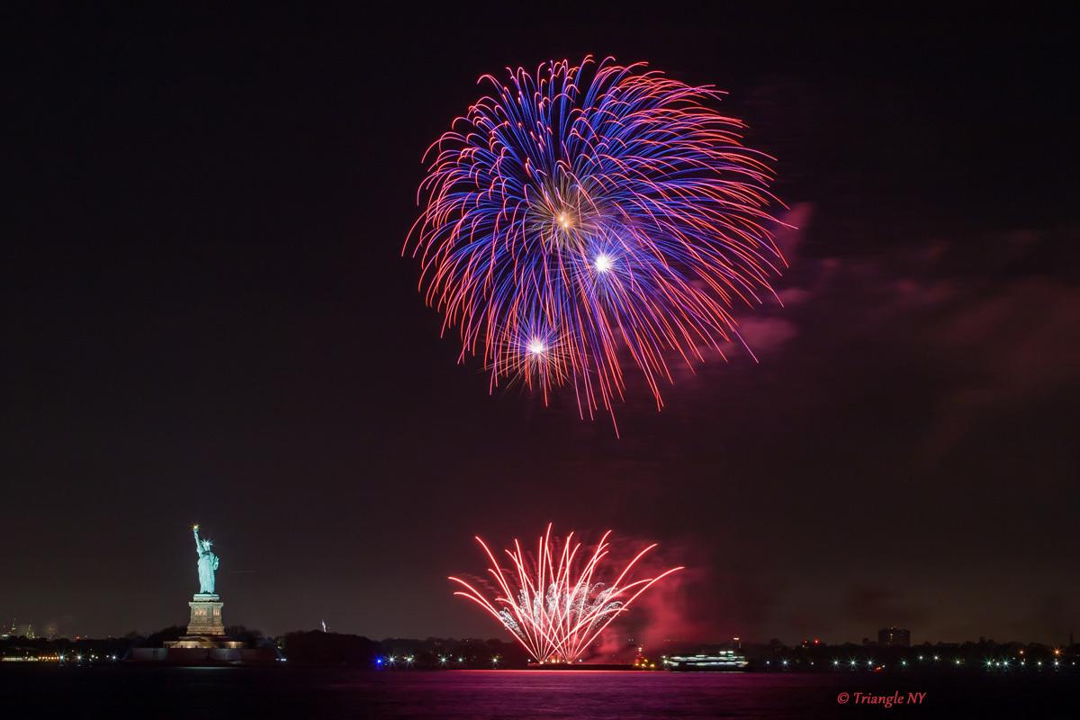 America\'s Cup New York 2016の夜に_a0274805_14415436.jpg