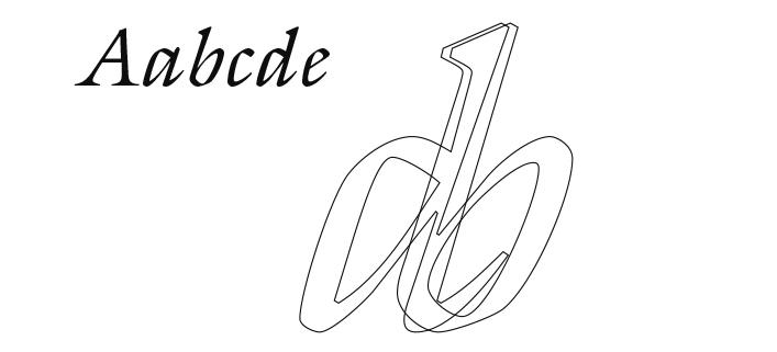 イタリック体の文字の微妙な傾き_e0175918_15393843.jpg