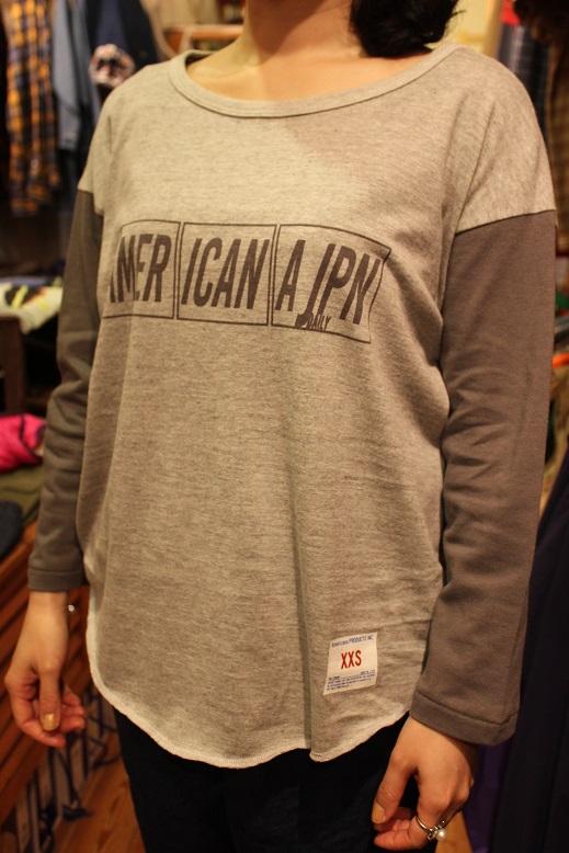 """昨日に引き続き \""""Americana\"""" 新作アイテムご紹介_f0191324_9472178.jpg"""