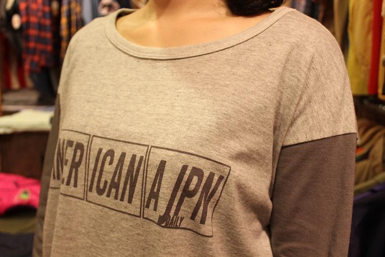 """昨日に引き続き \""""Americana\"""" 新作アイテムご紹介_f0191324_9475247.jpg"""