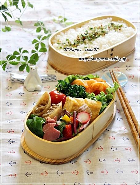 エビチリ弁当と常備菜作り♪_f0348032_17541795.jpg