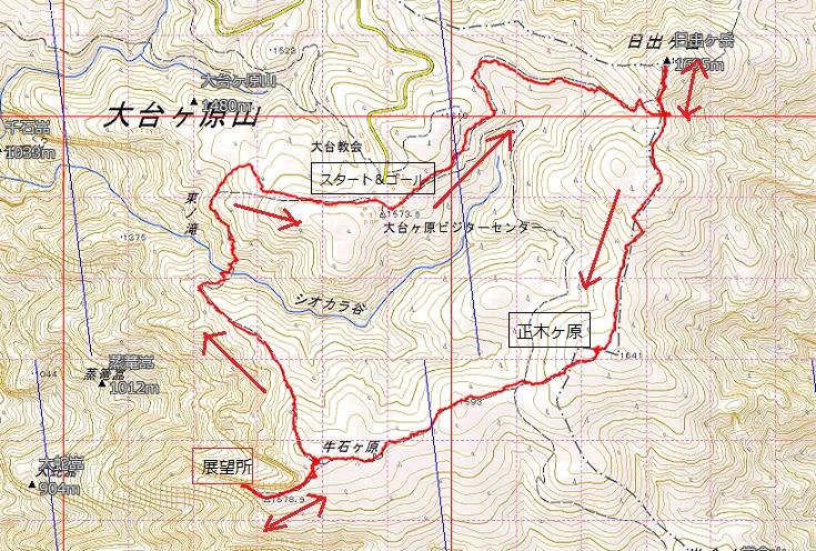 近畿の山・大台ヶ原へ_e0164643_11532677.jpg