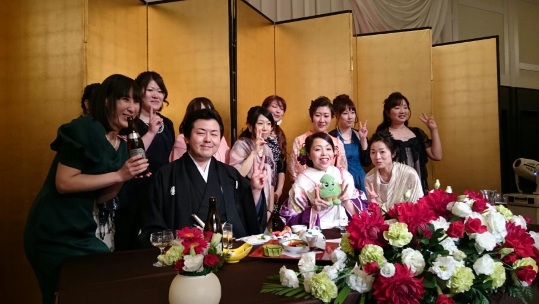 清人さんと有紀子さん_f0081443_21333055.jpg