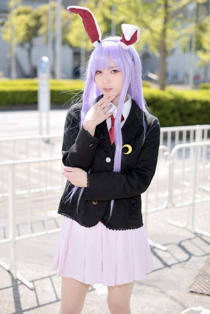篠月れもんさん 4月30日 ニコニコ超会議_f0215145_317521.jpg