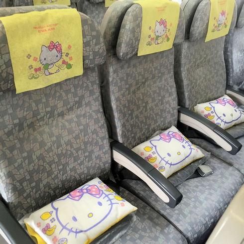 台北旅行記 その1 手配&エバー航空「キティちゃんジェット」♪_f0054260_17134810.jpg