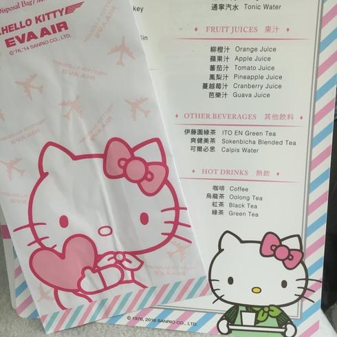 台北旅行記 その1 手配&エバー航空「キティちゃんジェット」♪_f0054260_1715459.jpg