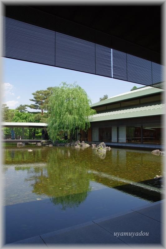 京都迎賓館・参観 [ 庭屋一如 ]_a0157263_09041185.jpg