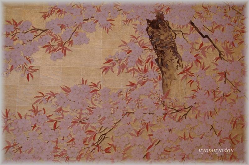 京都迎賓館・参観 [ 藤の間 ]#1_a0157263_18555749.jpg