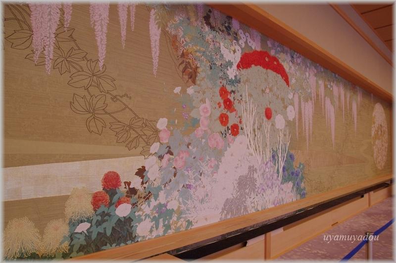 京都迎賓館・参観 [ 藤の間 ]#1_a0157263_18594948.jpg