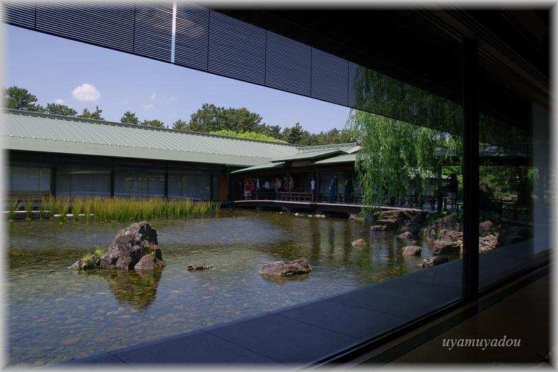 京都迎賓館・参観 [ 藤の間 ]#2_a0157263_19134674.jpg