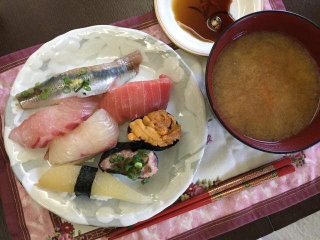 4月29日 実家へ~寿司とたけのこ_e0135683_21134886.jpeg