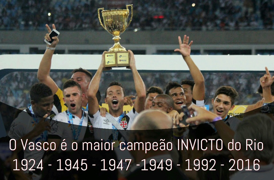 【優勝】ブラジル最古110周年のリオデジャネイロ杯2016はヴァスコ・ダ・ガマが6度目の無敗優勝!!_b0032617_16435741.jpg