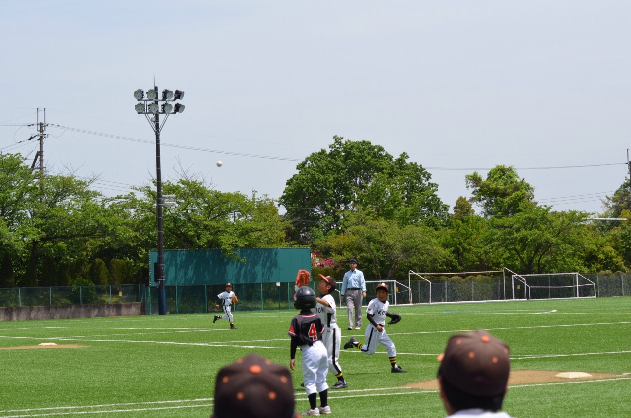 Bチーム 5/8(日) 市民体育大会1回戦_b0296154_21405637.jpg