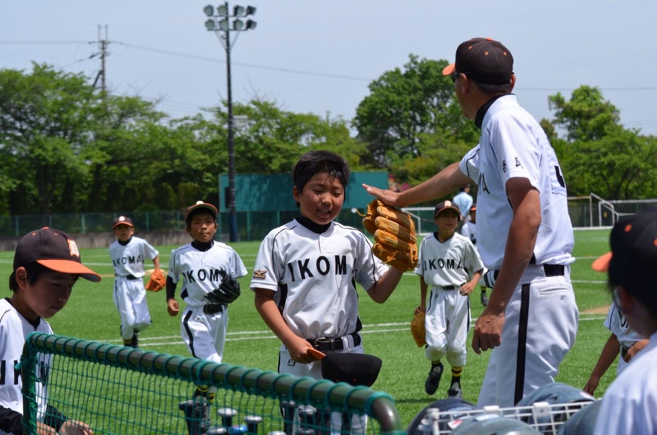 Bチーム 5/8(日) 市民体育大会1回戦_b0296154_21412079.jpg