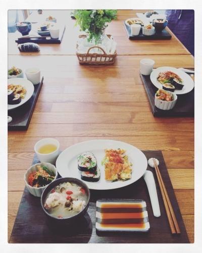 韓国料理のお教室が始まりました_e0354955_01032643.jpg