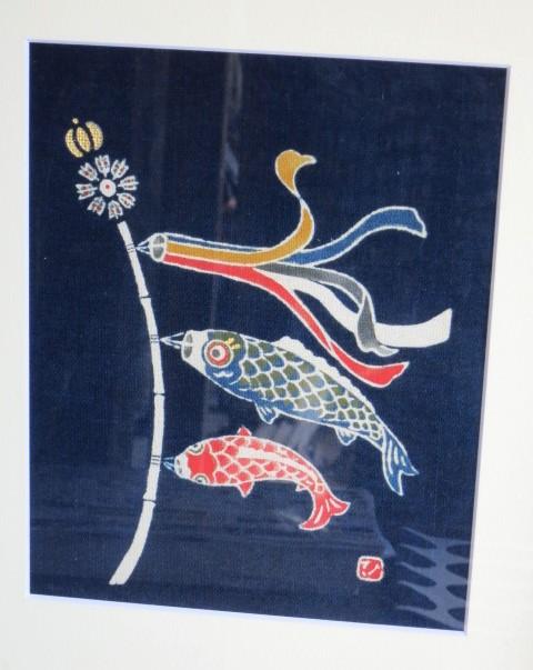 初めての「益子 春の陶器市」②日下田藍染工房~_f0236260_15311215.jpg