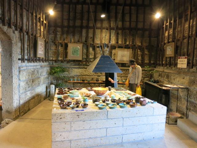 初めての「益子 春の陶器市」②日下田藍染工房~_f0236260_1536252.jpg