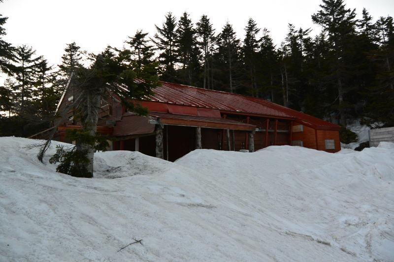 黒部源流域 スキー マウンテニアリング ツアー 高天原温泉編_d0110562_23543171.jpg