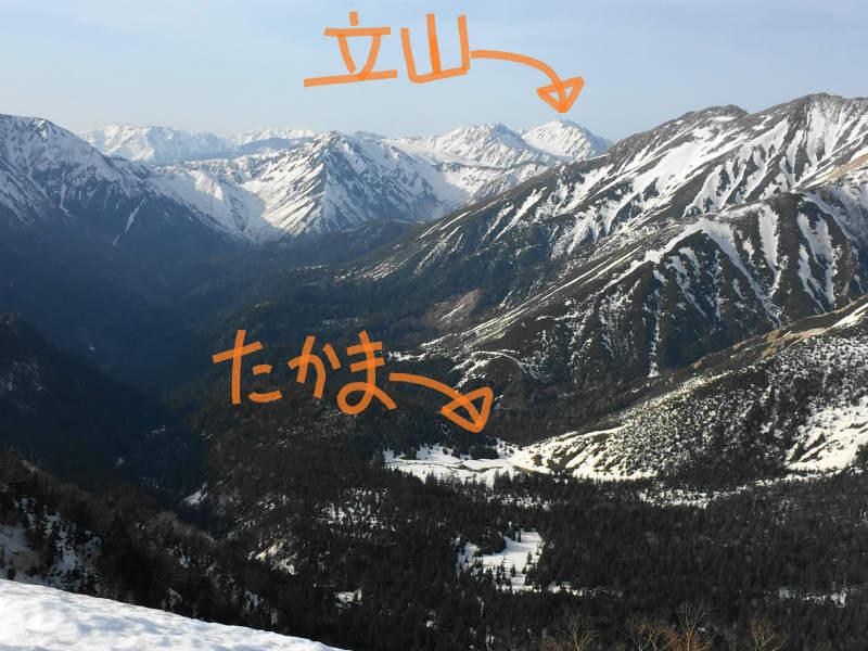 黒部源流域 スキー マウンテニアリング ツアー 高天原温泉編_d0110562_23544671.jpg