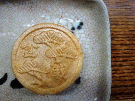 さいたま大宮・大成屋菓子舗の『盆栽最中』。_f0177373_1936921.jpg