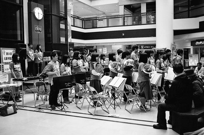 北星学園吹奏楽部定期演奏会と連休明けの授業_c0182775_18282936.jpg