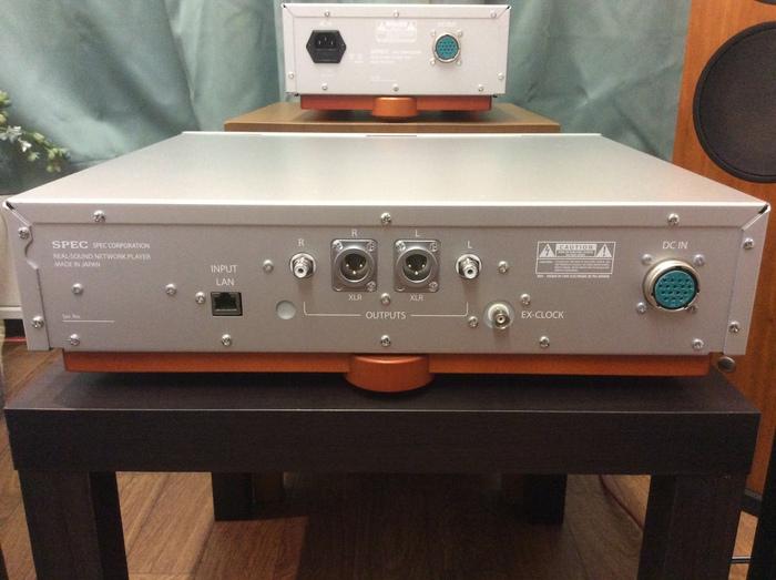 SPEC社のネットワークプレーヤーRMP-X1を試聴しました。_b0292692_18322.jpg