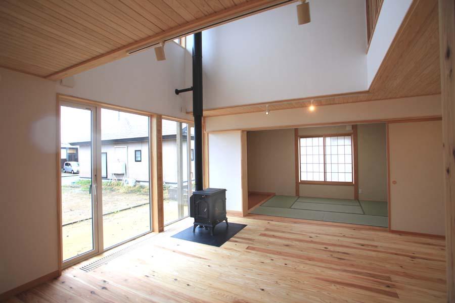 A様邸「新山前の家」_f0150893_18334276.jpg