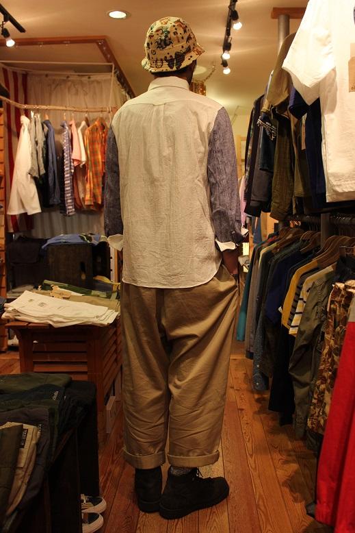 "Jackman \""Baseball Shirt & Socks\"" ご紹介_f0191324_9342955.jpg"