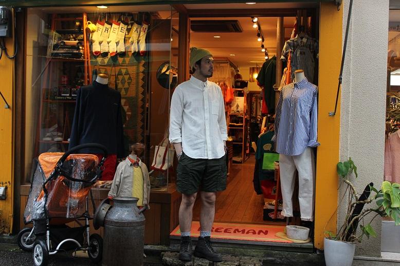 "Jackman \""Baseball Shirt & Socks\"" ご紹介_f0191324_9345180.jpg"