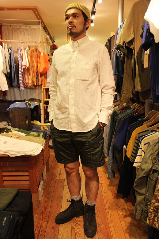 "Jackman \""Baseball Shirt & Socks\"" ご紹介_f0191324_9353044.jpg"