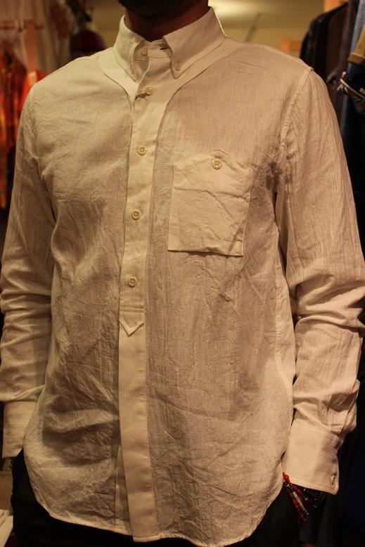 "Jackman \""Baseball Shirt & Socks\"" ご紹介_f0191324_93535.jpg"