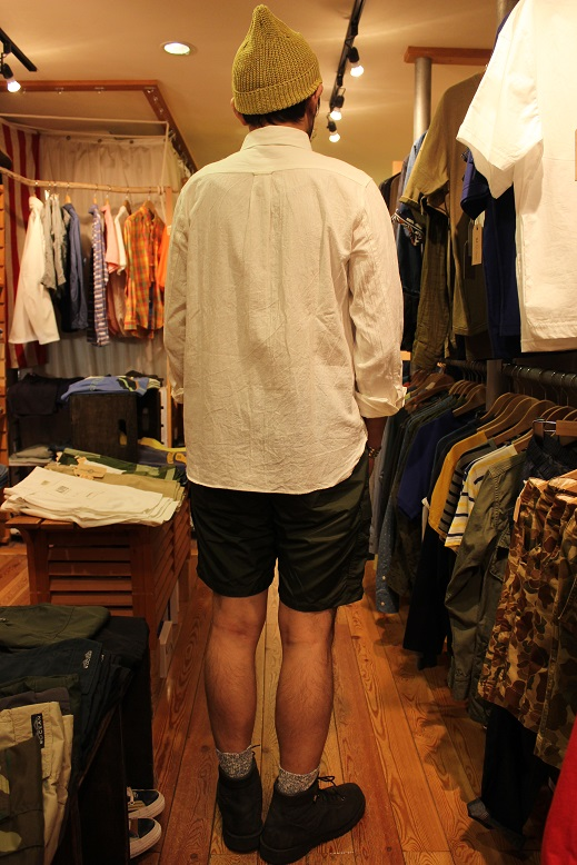 "Jackman \""Baseball Shirt & Socks\"" ご紹介_f0191324_9354428.jpg"