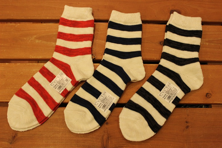 "Jackman \""Baseball Shirt & Socks\"" ご紹介_f0191324_9371029.jpg"