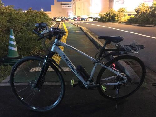 改めて Merida CROSSWAY BREEZE TFS 100Rというエントリクロスバイクについて 2019年版用に追記_b0060239_22172769.jpg