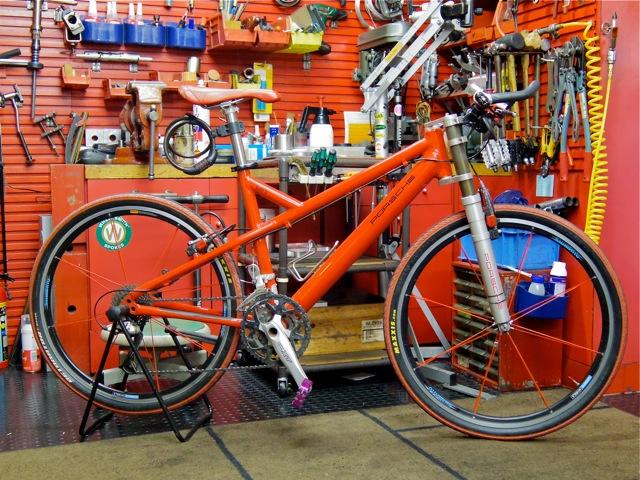 PORSCHE Bike S_e0132852_18114046.jpg
