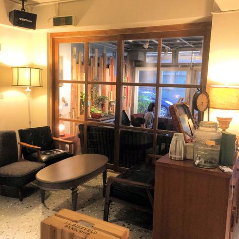 台北旅行記 その3 台北の素敵カフェ「515 CAFE & BOOKS」_f0054260_17323816.jpg