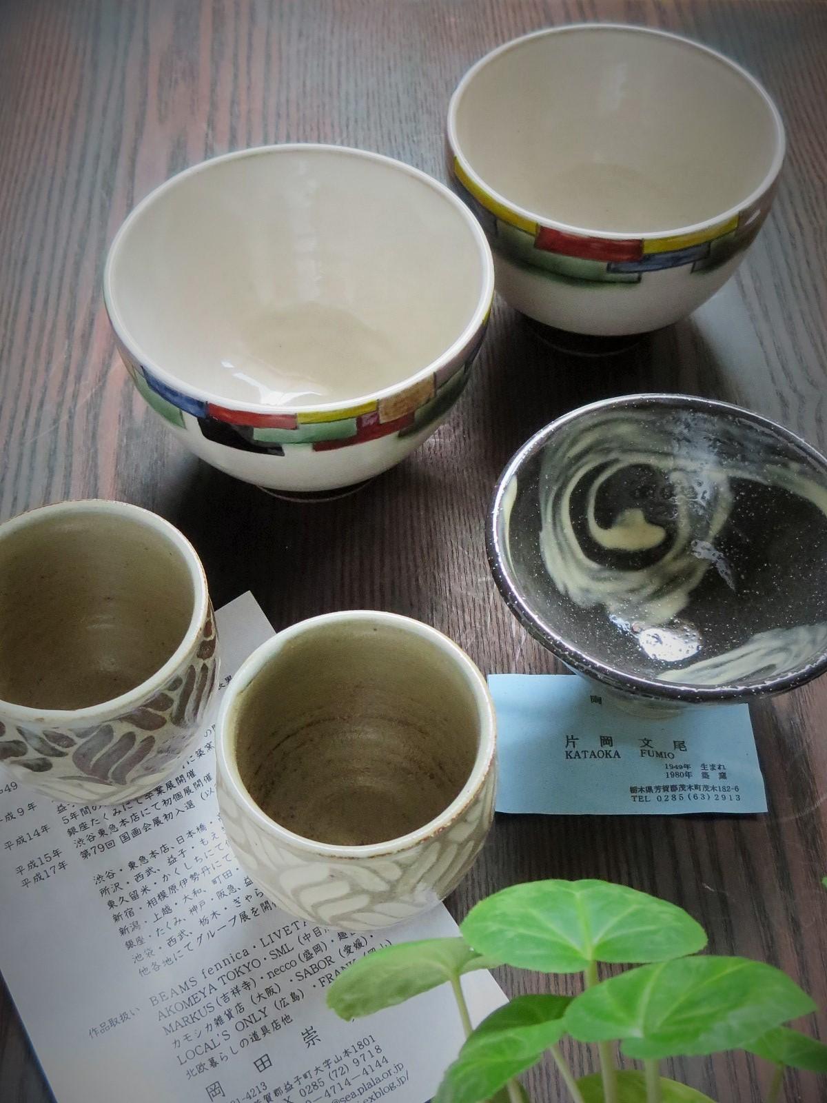 初めての「益子 春の陶器市」③戦利品その他_f0236260_14472775.jpg