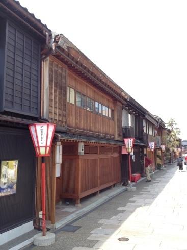 にし茶屋街〜金沢の茶屋街_f0348078_10372939.jpg