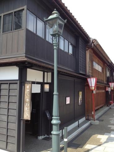 にし茶屋街〜金沢の茶屋街_f0348078_11010384.jpg
