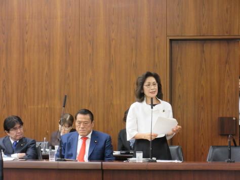 5/10 外交防衛委員会にて質問しました。_f0150886_14265342.jpg