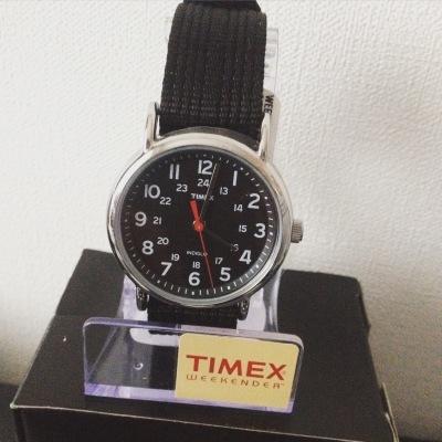 TIMEX WEEKENDER_c0077105_01484253.jpg